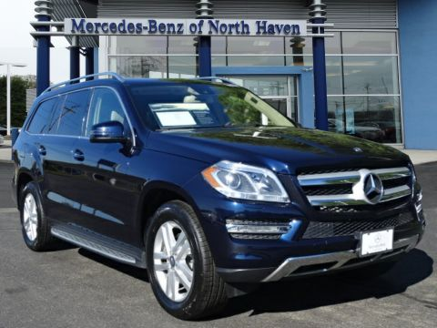 Certified Pre-Owned 2015 Mercedes-Benz GL-Class GL 450 All Wheel Drive 4MATIC® AWD
