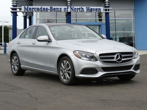 Certified Pre-Owned 2015 Mercedes-Benz C 300 4MATIC® 4dr Car