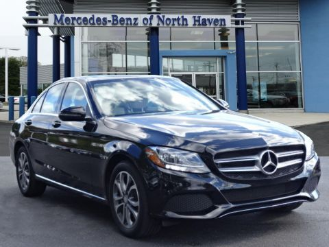 Pre-Owned 2016 Mercedes-Benz C 300 Luxury All Wheel Drive 4MATIC® AWD