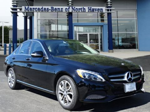 Certified Pre-Owned 2015 Mercedes-Benz C 300 Luxury AWD
