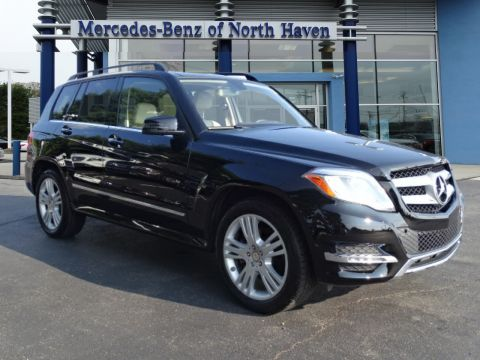 Certified Pre-Owned 2014 Mercedes-Benz GLK 350 4MATIC® Sport Utility