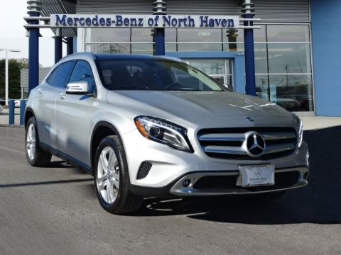 Certified Pre-Owned 2015 Mercedes-Benz GLA 250 All Wheel Drive 4MATIC® AWD