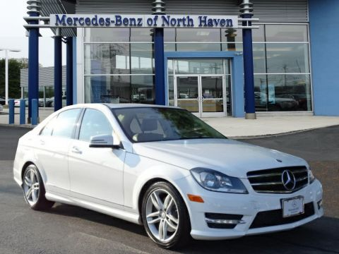 Certified Pre-Owned 2014 Mercedes-Benz C 300 Sport AWD