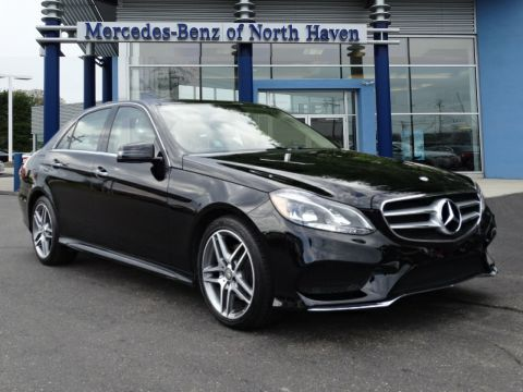 Certified Pre-Owned 2015 Mercedes-Benz E 400 4MATIC® 4dr Car