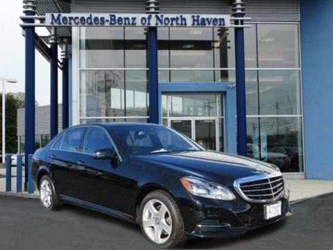 Certified Pre-Owned 2016 Mercedes-Benz E 350 4MATIC® SEDAN