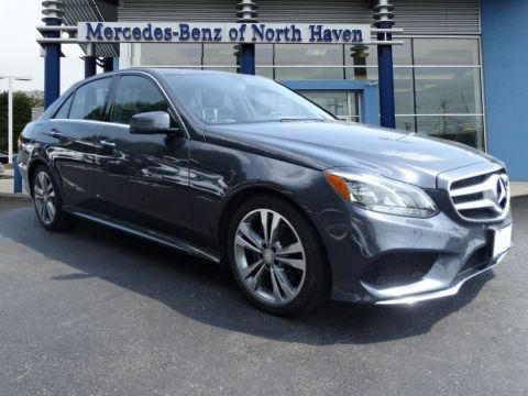 Certified Pre-Owned 2014 Mercedes-Benz E 350 Sport All Wheel Drive 4MATIC® AWD