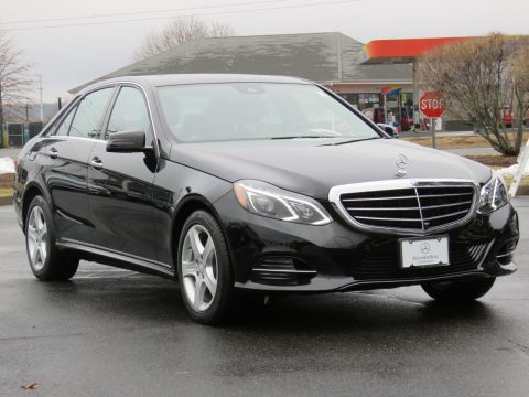 Certified Pre-Owned 2015 Mercedes-Benz E 350 Luxury All Wheel Drive 4MATIC® AWD