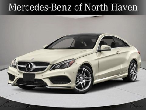 Pre-Owned 2017 Mercedes-Benz E 400 AWD