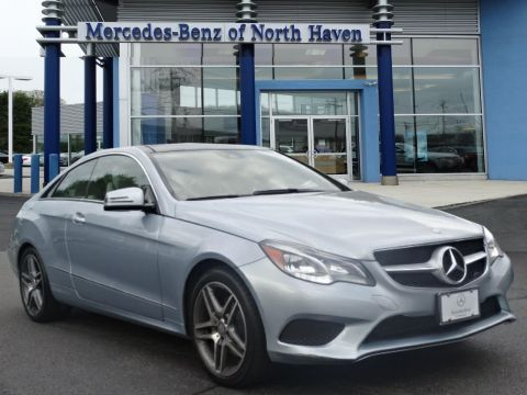 Certified Pre-Owned 2014 Mercedes-Benz E 350 4MATIC® 2dr Car