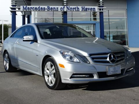 Pre-Owned 2012 Mercedes-Benz E 350 4MATIC® 2dr Car