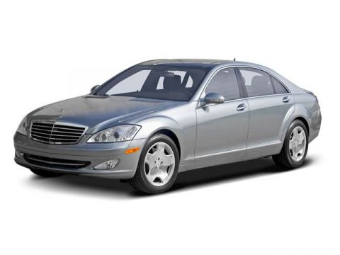 Pre-Owned 2008 Mercedes-Benz S-Class 5.5L V8 With Navigation & AWD