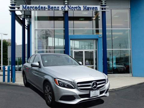 Pre-Owned 2016 Mercedes-Benz C 300 Luxury AWD