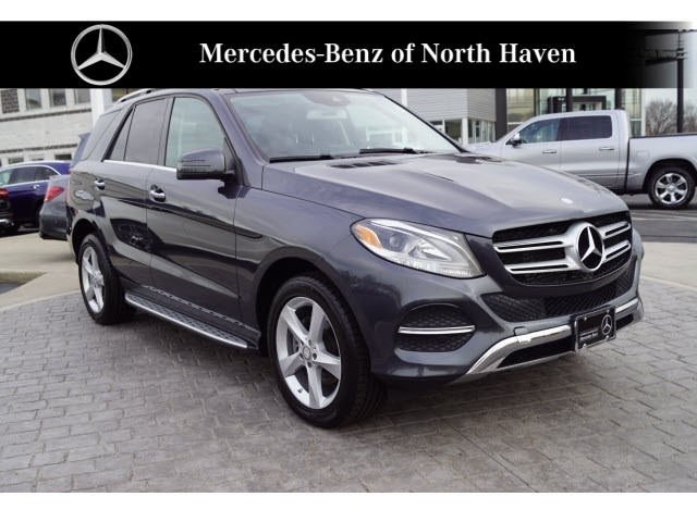 Certified Pre-Owned 2016 Mercedes-Benz GLE GLE 300d 4MATIC®