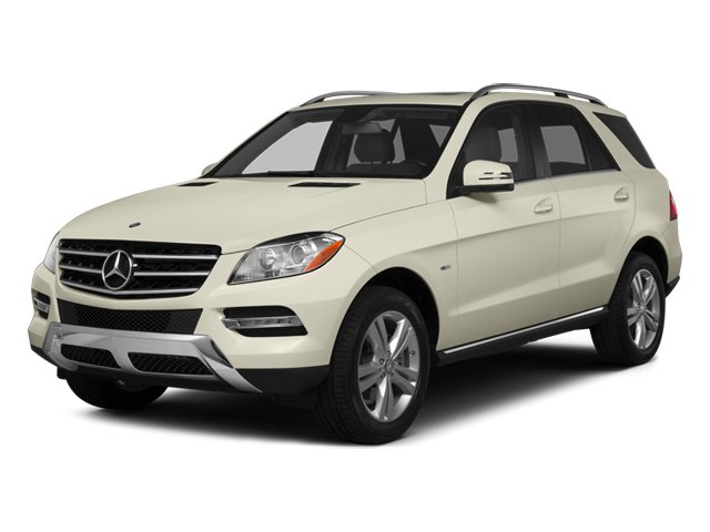 Marvelous Pre Owned 2014 Mercedes Benz M Class ML 350