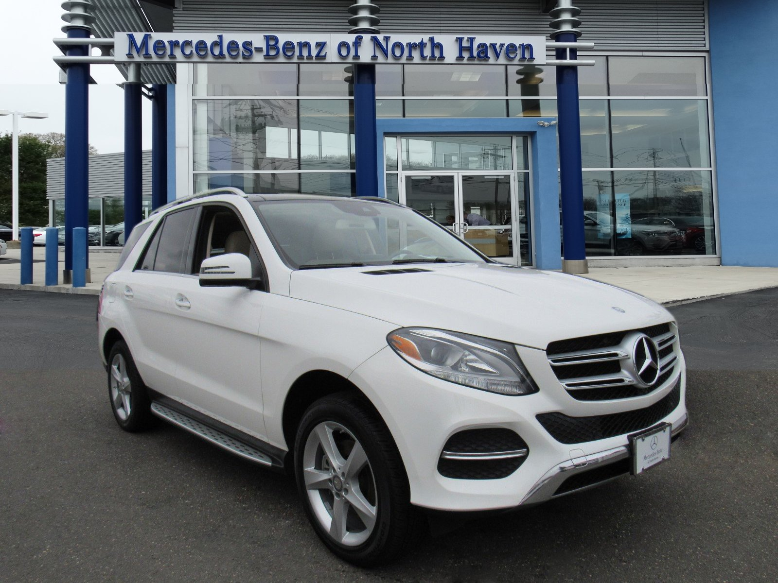 Pre Owned 2016 Mercedes Benz GLE GLE 350 SUV in North Haven M