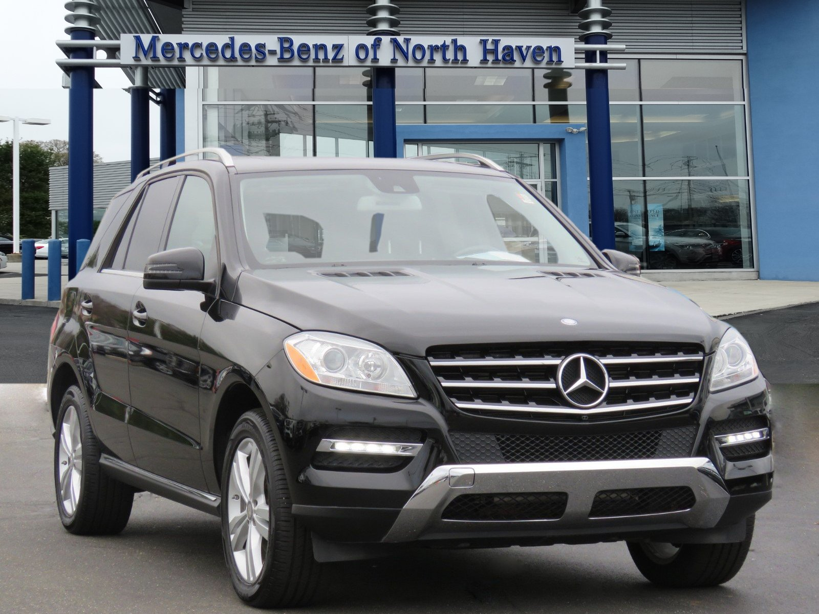 Pre Owned 2015 Mercedes Benz M Class ML 350 SUV in North Haven