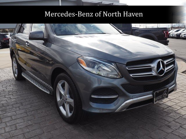 Certified Pre-Owned 2017 Mercedes-Benz GLE