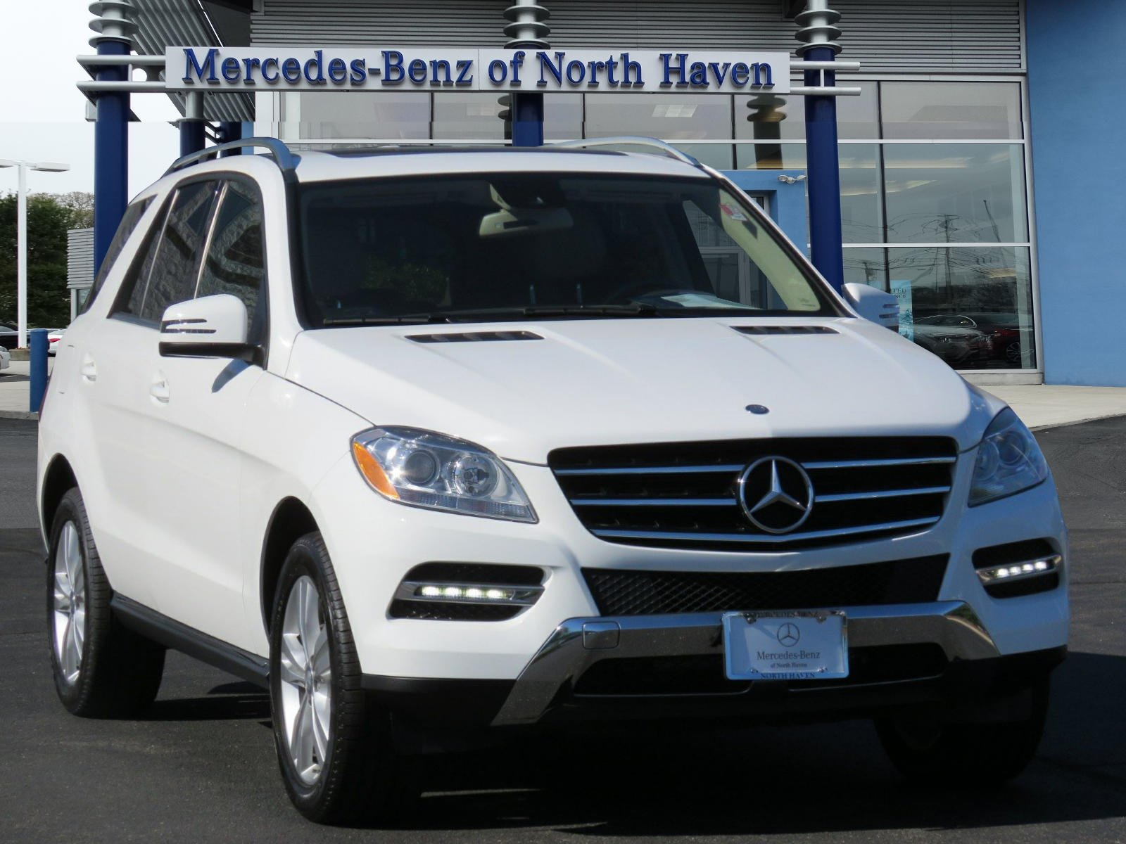 Certified Pre Owned 2015 Mercedes Benz M Class ML 350