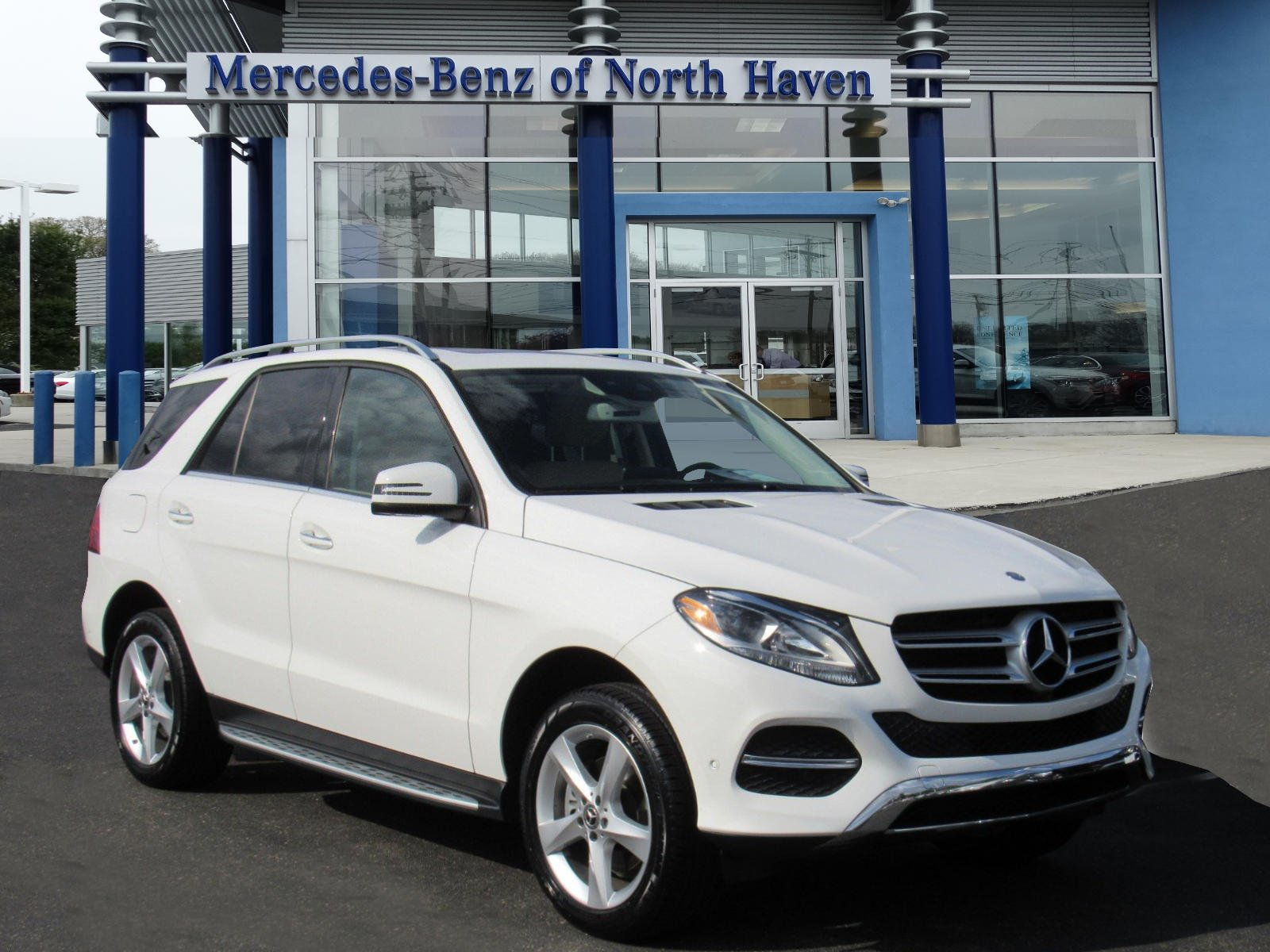 Certified Pre Owned 2017 Mercedes Benz GLE GLE 350 SUV in North