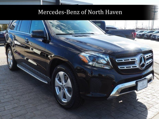 Certified Pre-Owned 2017 Mercedes-Benz GLS