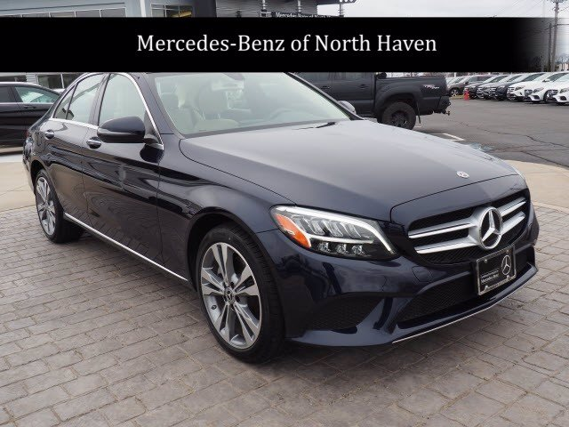 Certified Pre-Owned 2019 Mercedes-Benz C-Class