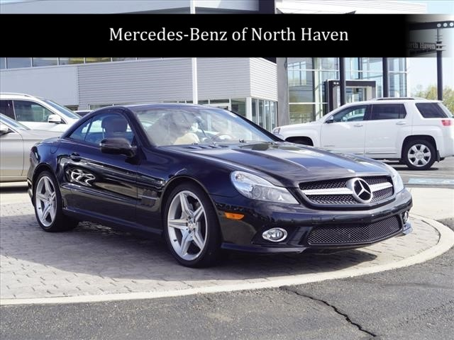 Pre-Owned 2012 Mercedes-Benz SL-Class SL 550 4MATIC®