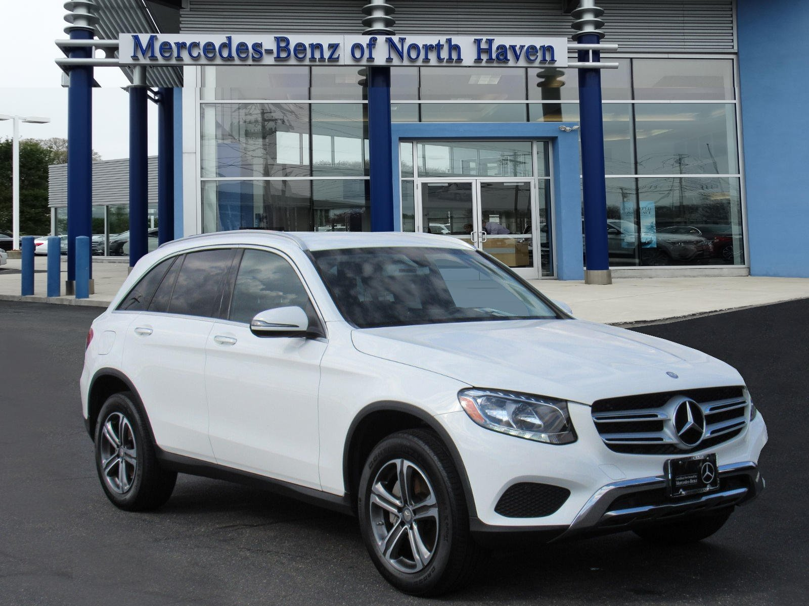 Certified Pre Owned 2016 Mercedes Benz GLC GLC 300 SUV in North