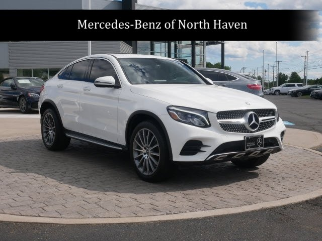 Certified Pre-Owned 2017 Mercedes-Benz GLC
