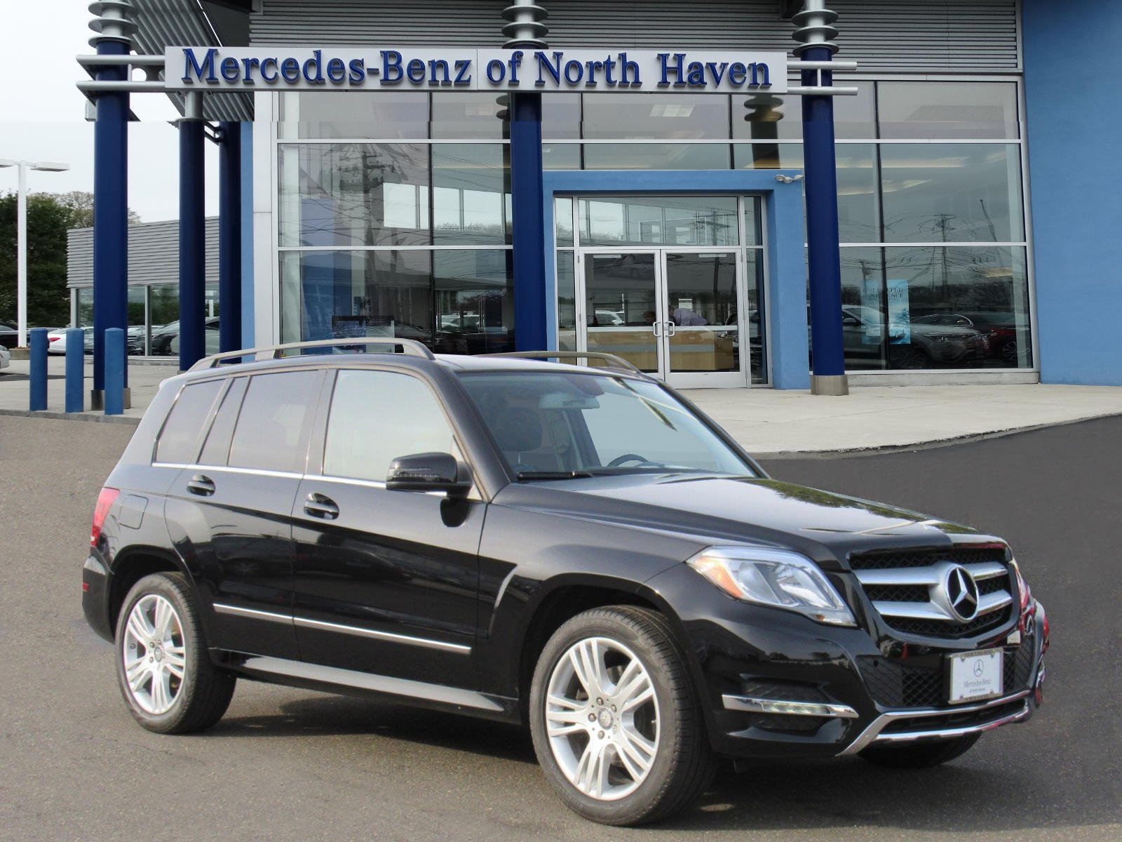 Pre Owned 2015 Mercedes Benz GLK GLK 350 SUV in North Haven M