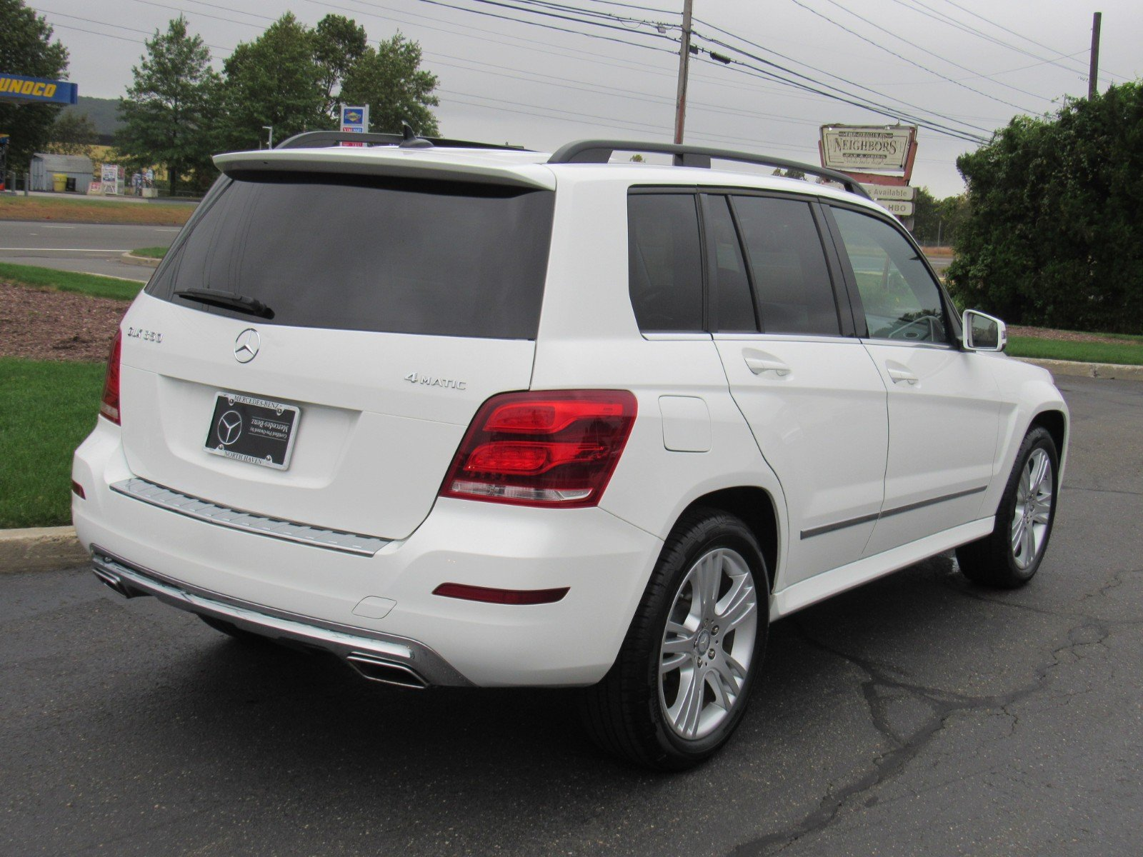 Certified Pre Owned 2015 Mercedes Benz GLK GLK 350 SUV in North