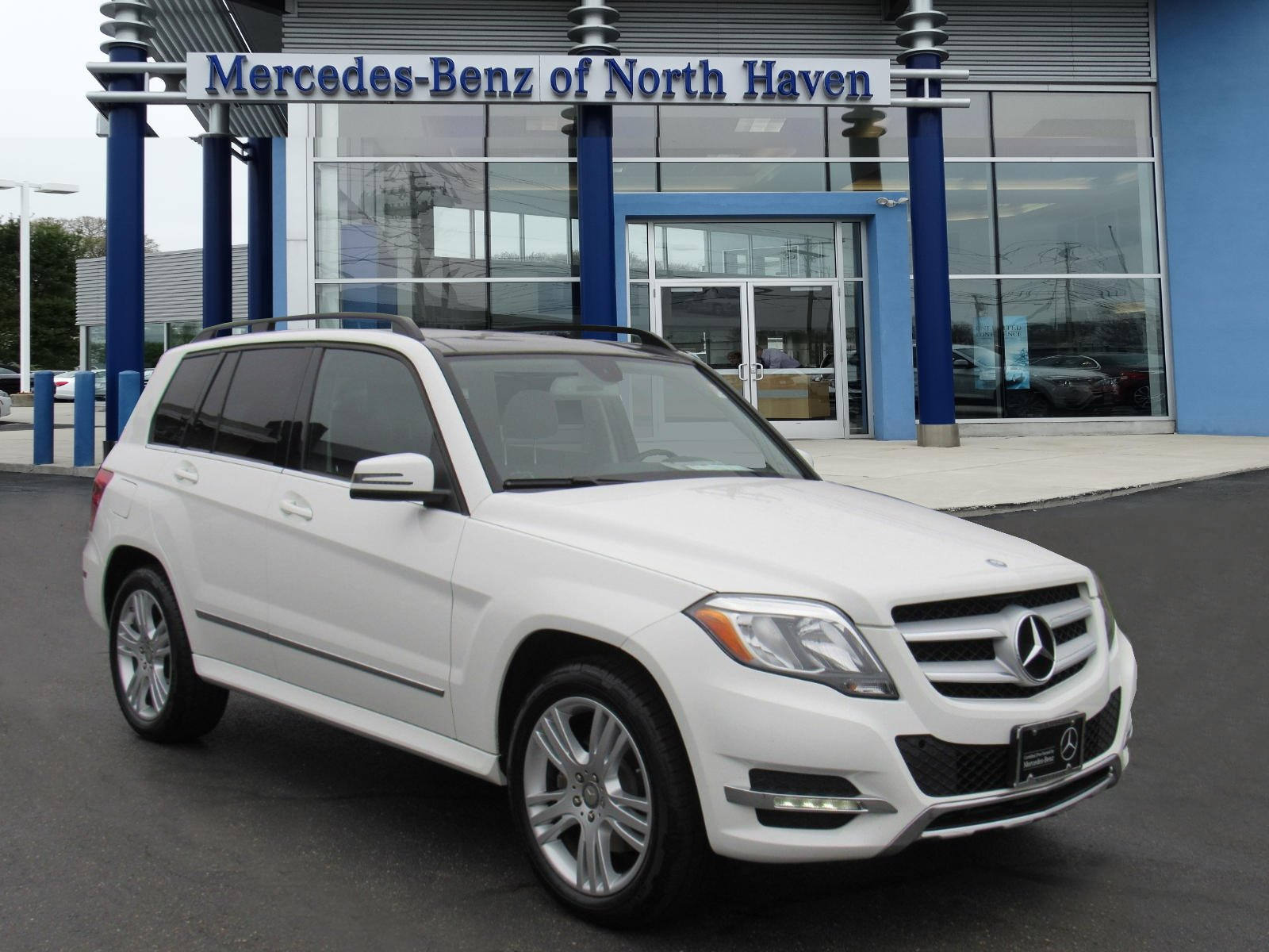 Certified Pre Owned 2015 Mercedes Benz GLK GLK 350