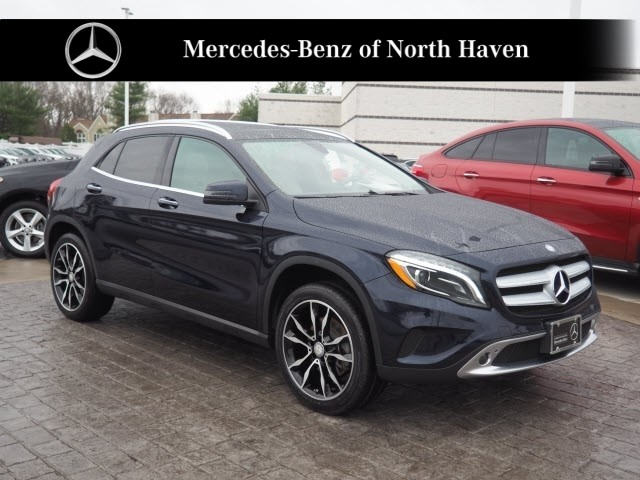 Certified Pre Owned 2017 Mercedes Benz Gla 250 4matic