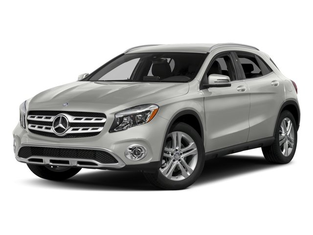 Pre Owned 2018 Mercedes Benz Gla 250 Suv
