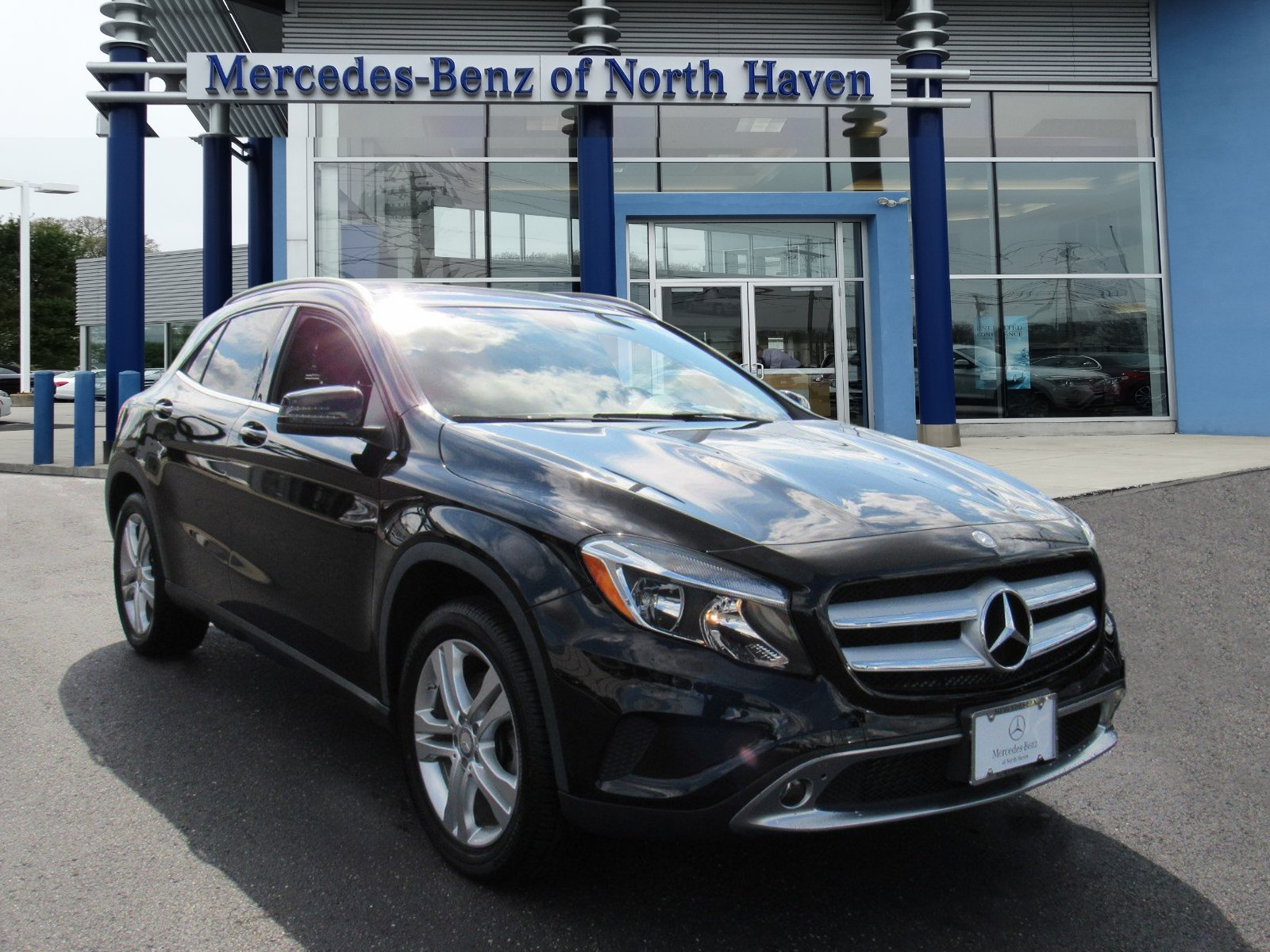 Certified Pre Owned 2015 Mercedes Benz GLA GLA 250 SUV in North