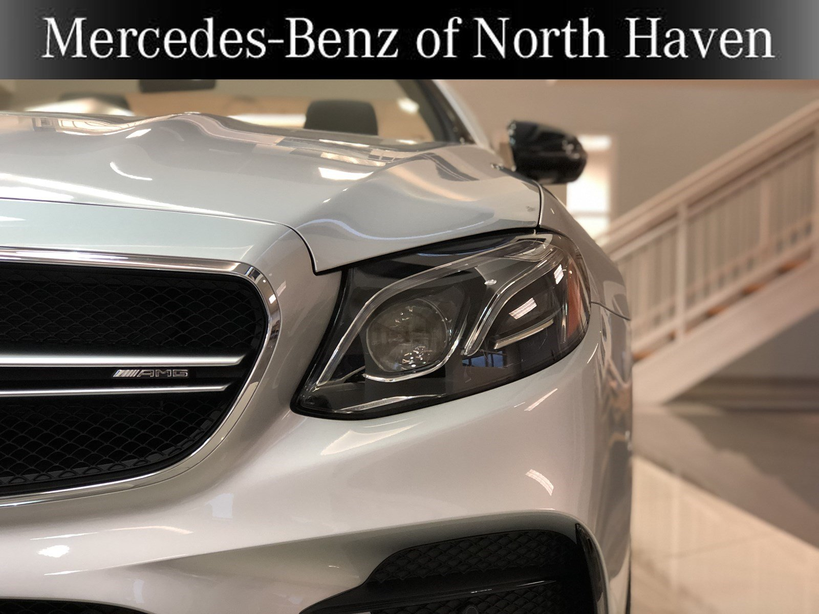 New 2019 Mercedes Benz E Class AMG E 53 Convertible in North Haven