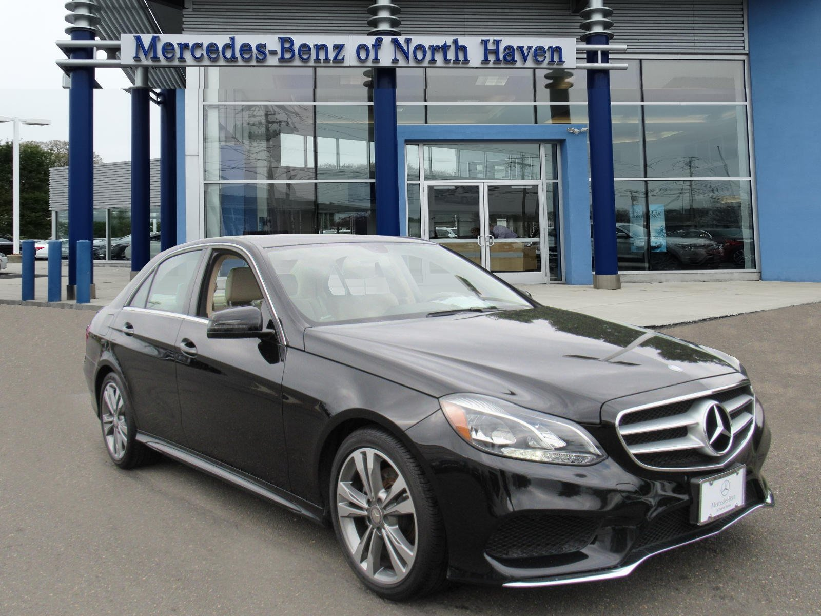 Pre-Owned 2015 Mercedes-Benz E-Class E 350