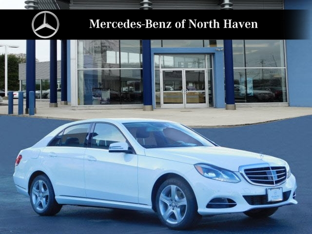 Pre-Owned 2014 Mercedes-Benz E-Class E 250 BlueTEC®