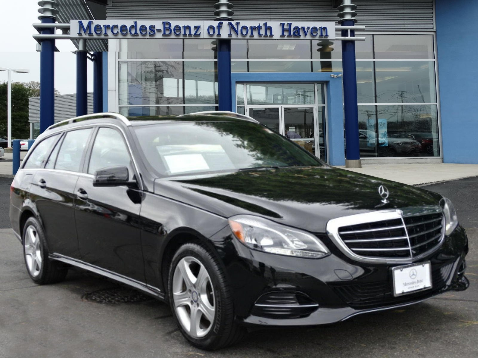 certified pre owned 2015 mercedes benz e class e 350 wagon in north haven 11185m mercedes. Black Bedroom Furniture Sets. Home Design Ideas