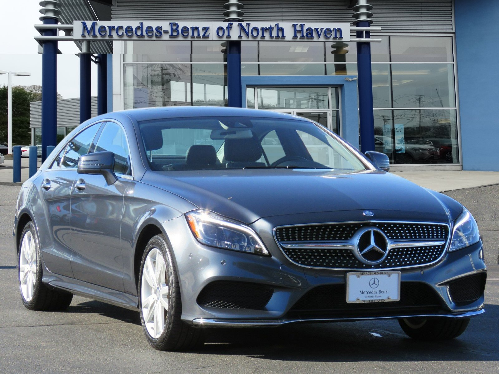 Certified Pre Owned 2015 Mercedes Benz CLS CLS 550 Coupe in North