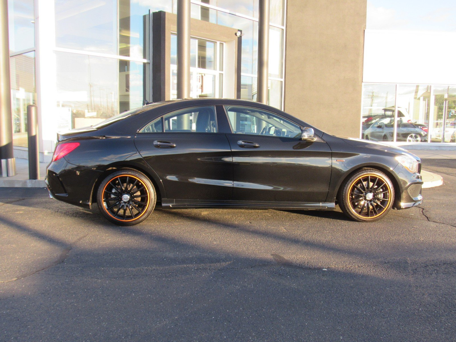 Certified Pre Owned 2016 Mercedes Benz CLA CLA 250 Coupe in North