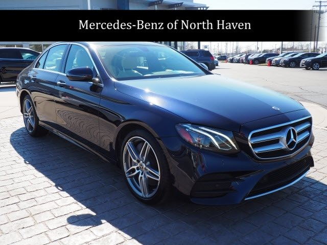 Certified Pre-Owned 2019 Mercedes-Benz E-Class