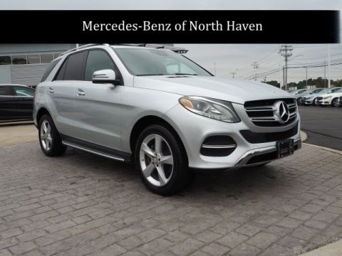 Certified Pre-Owned 2016 Mercedes-Benz GLE GLE 350 4MATIC®