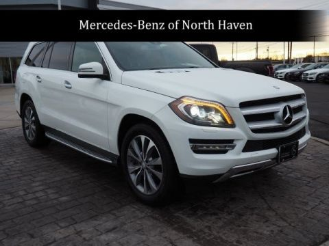 Certified Pre-Owned 2016 Mercedes-Benz GL