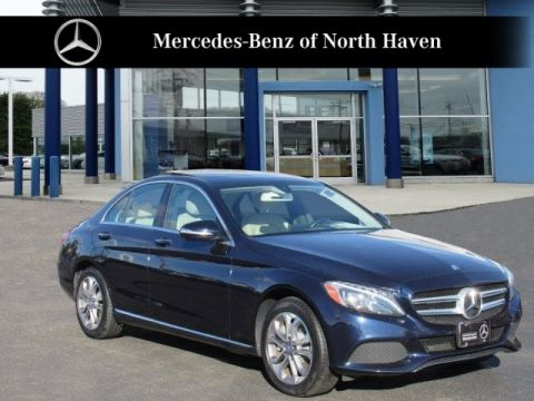 Certified Pre-Owned 2015 Mercedes-Benz C-Class C 300 4MATIC®