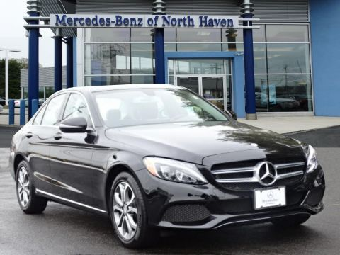 Pre-Owned 2016 Mercedes-Benz C 300 Luxury SEDAN