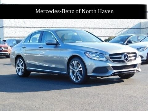 Pre-Owned 2016 Mercedes-Benz C-Class C 300 4MATIC®