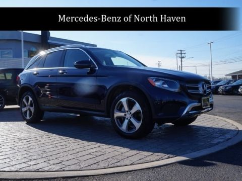 Certified Pre-Owned 2016 Mercedes-Benz GLC GLC 300 4MATIC®