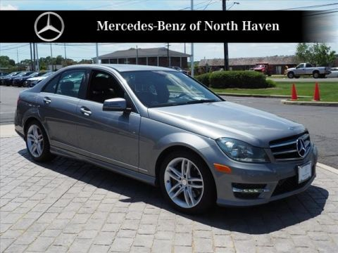 Pre-Owned 2014 Mercedes-Benz C-Class C 300 Sport 4MATIC®