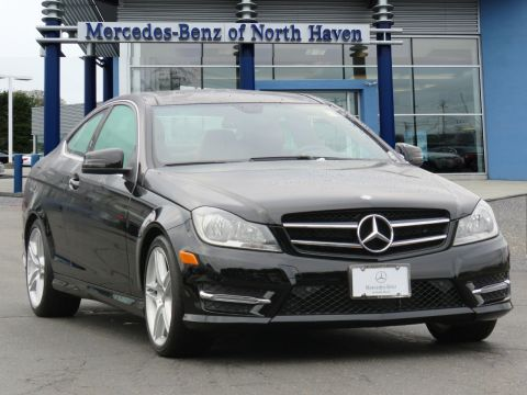 Pre-Owned 2015 Mercedes-Benz C 350 COUPE