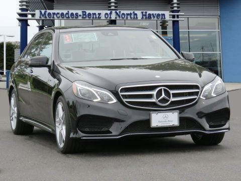 Certified Pre-Owned 2016 Mercedes-Benz E 400 SEDAN